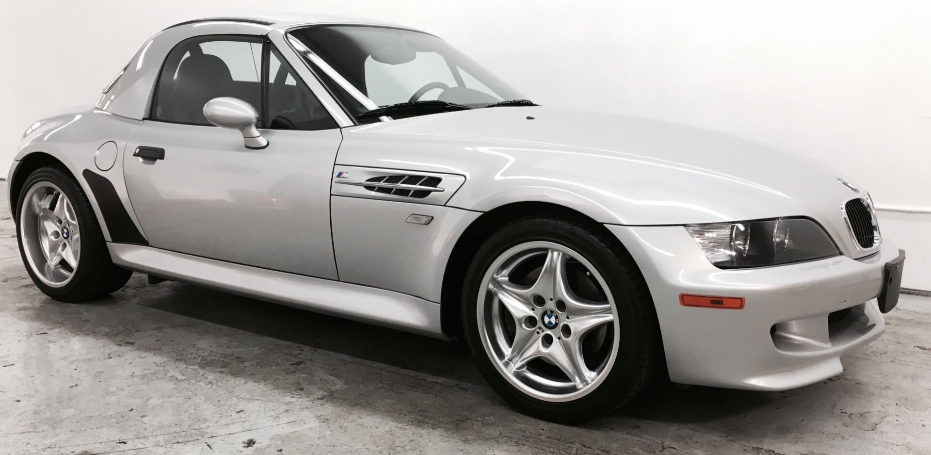 Ca Used 2000 Bmw Z3 M Roadster Mountain View