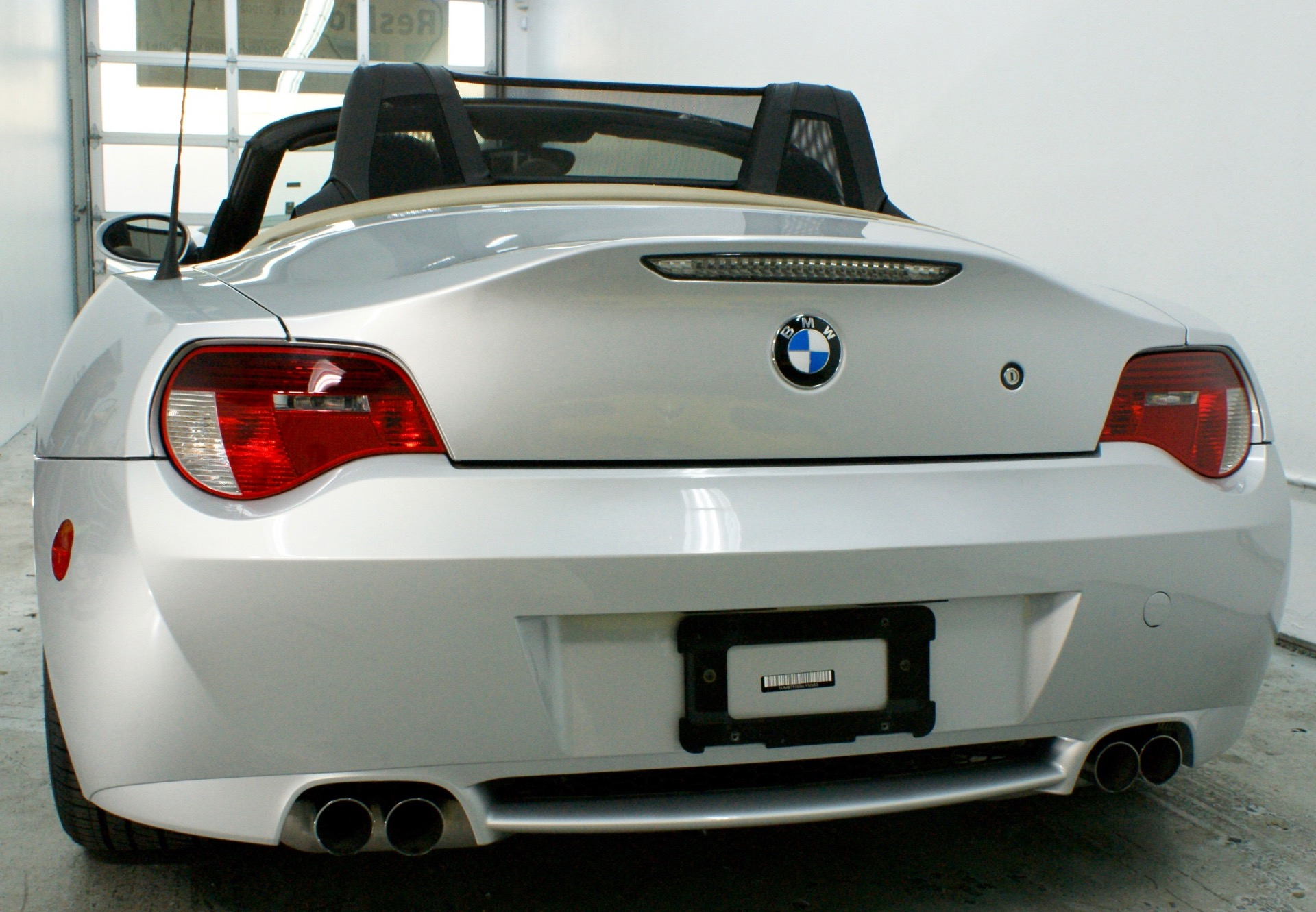 2006 Bmw Z4 M Stock 0021 For Sale Near Mountain View Ca