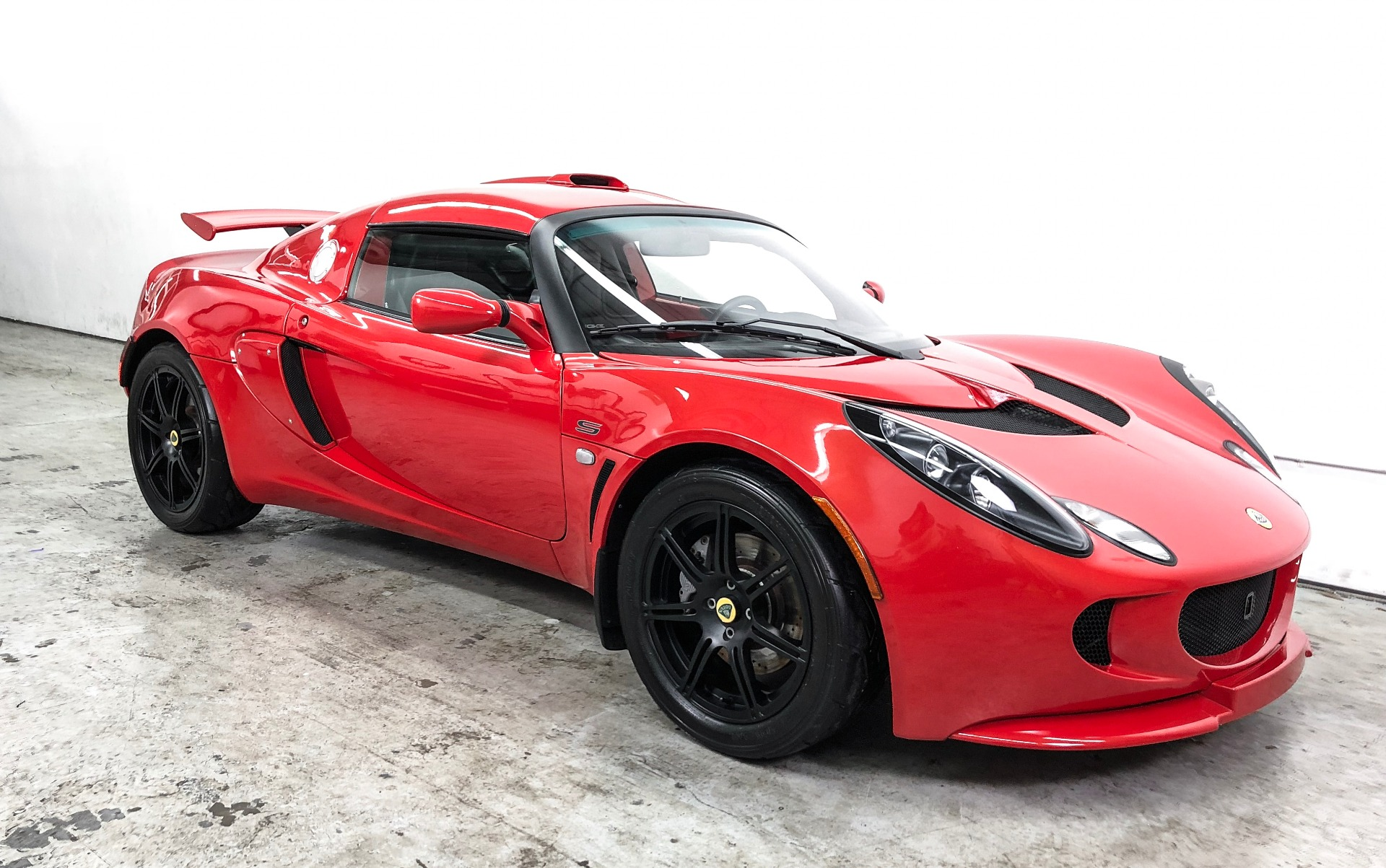 2007 lotus exige s stock 61 for sale near mountain view. Black Bedroom Furniture Sets. Home Design Ideas