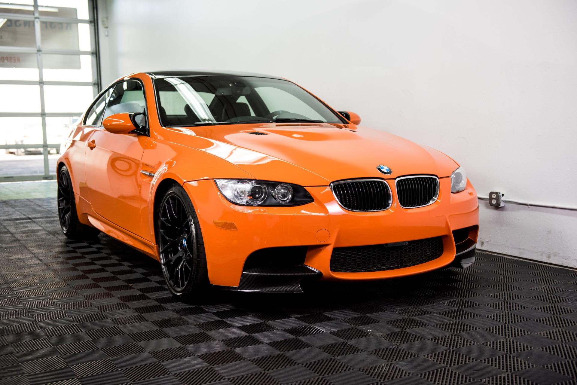 Ca Used 2017 Bmw M3 Lime Rock Park Edition Mountain View
