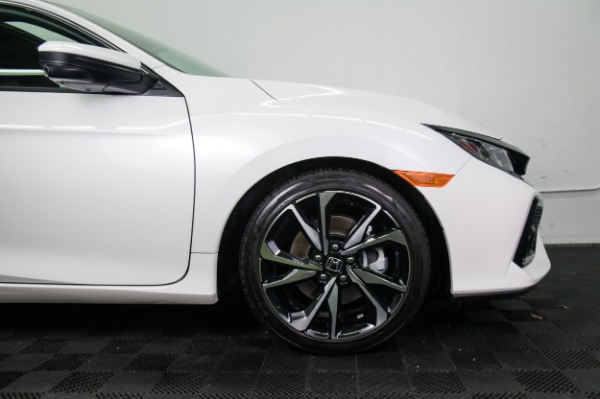 Used 2018 Honda Civic Si | Mountain View, CA