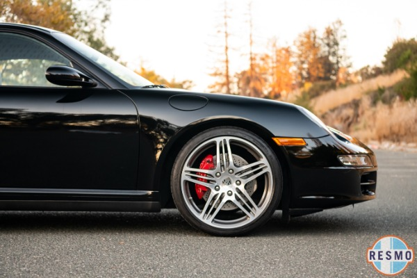 Used 2008 Porsche 911 Carrera 4S | Mountain View, CA