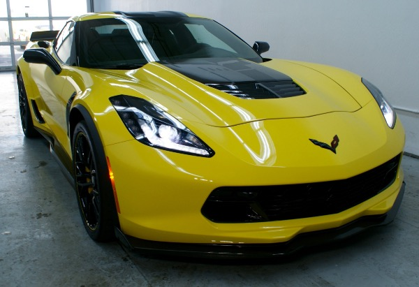 Used 2016 Chevrolet Corvette Z06 Used 2016 Chevrolet Corvette Z06 for sale Sold at Response Motors in Mountain View CA 2