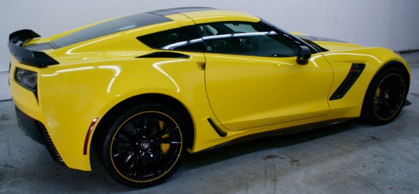 Used 2016 Chevrolet Corvette Z06 Used 2016 Chevrolet Corvette Z06 for sale Sold at Response Motors in Mountain View CA 7