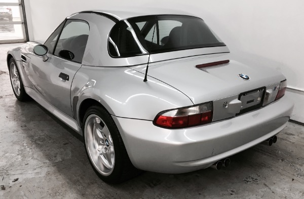 Used 2000 BMW Z3 M Roadster Used 2000 BMW Z3 M Roadster for sale Sold at Response Motors in Mountain View CA 10