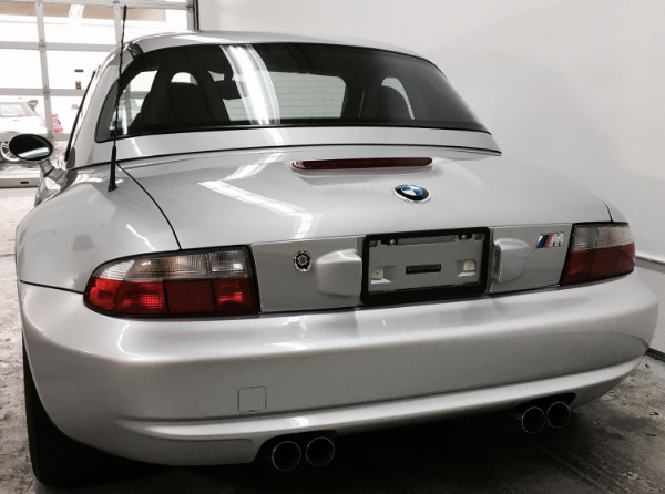 Used 2000 BMW Z3 M Roadster Used 2000 BMW Z3 M Roadster for sale Sold at Response Motors in Mountain View CA 11