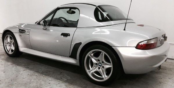 Used 2000 BMW Z3 M Roadster Used 2000 BMW Z3 M Roadster for sale Sold at Response Motors in Mountain View CA 12