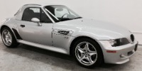 Used 2000 BMW Z3 M Roadster Used 2000 BMW Z3 M Roadster for sale Sold at Response Motors in Mountain View CA 3