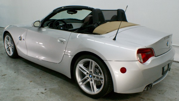 Used 2006 BMW Z4 M Used 2006 BMW Z4 M for sale Sold at Response Motors in Mountain View CA 11