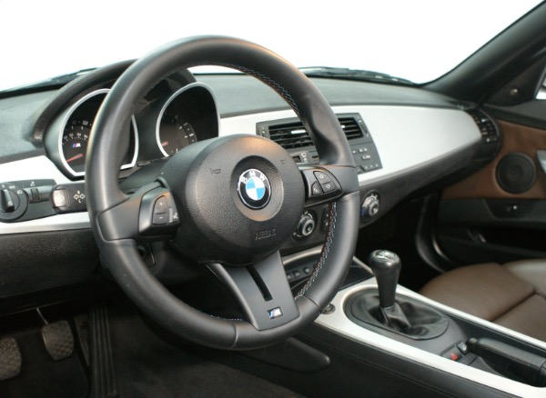 Used 2006 BMW Z4 M Used 2006 BMW Z4 M for sale Sold at Response Motors in Mountain View CA 15