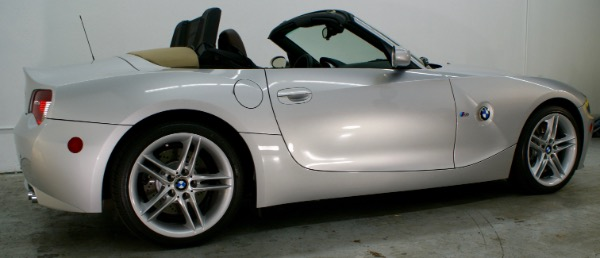 Used 2006 BMW Z4 M Used 2006 BMW Z4 M for sale Sold at Response Motors in Mountain View CA 7