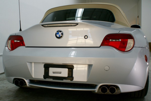 Used 2006 BMW Z4 M Used 2006 BMW Z4 M for sale Sold at Response Motors in Mountain View CA 8