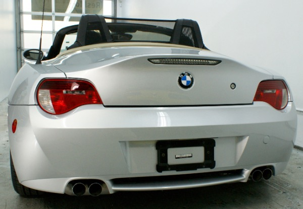 Used 2006 BMW Z4 M Used 2006 BMW Z4 M for sale Sold at Response Motors in Mountain View CA 9
