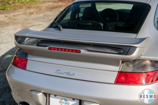 Used 2003 Porsche 996 Turbo X50 Used 2003 Porsche 996 Turbo X50 for sale Sold at Response Motors in Mountain View CA 10
