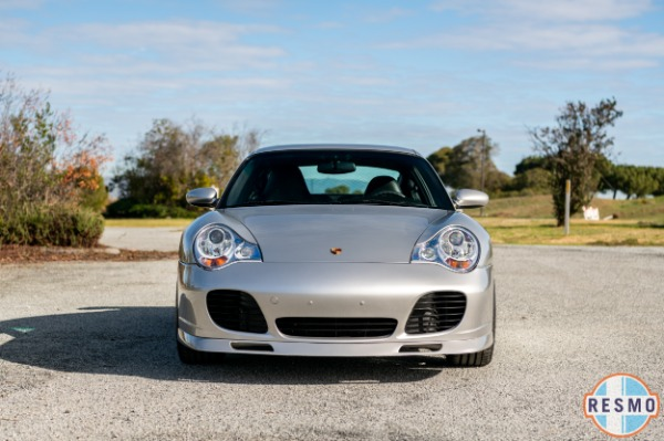 Used 2003 Porsche 996 Turbo X50 Used 2003 Porsche 996 Turbo X50 for sale Sold at Response Motors in Mountain View CA 11