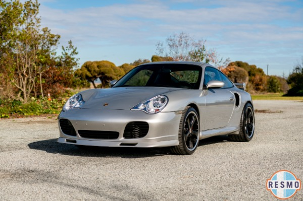 Used 2003 Porsche 996 Turbo X50 Used 2003 Porsche 996 Turbo X50 for sale Sold at Response Motors in Mountain View CA 12