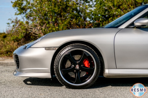Used 2003 Porsche 996 Turbo X50 Used 2003 Porsche 996 Turbo X50 for sale Sold at Response Motors in Mountain View CA 14
