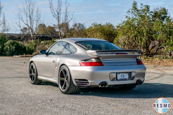 Used 2003 Porsche 996 Turbo X50 Used 2003 Porsche 996 Turbo X50 for sale Sold at Response Motors in Mountain View CA 16