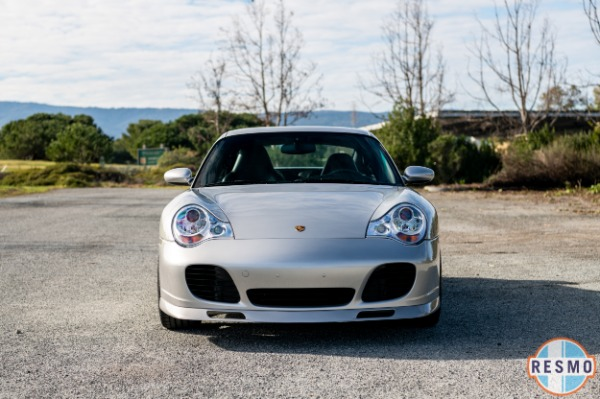 Used 2003 Porsche 996 Turbo X50 Used 2003 Porsche 996 Turbo X50 for sale Sold at Response Motors in Mountain View CA 18