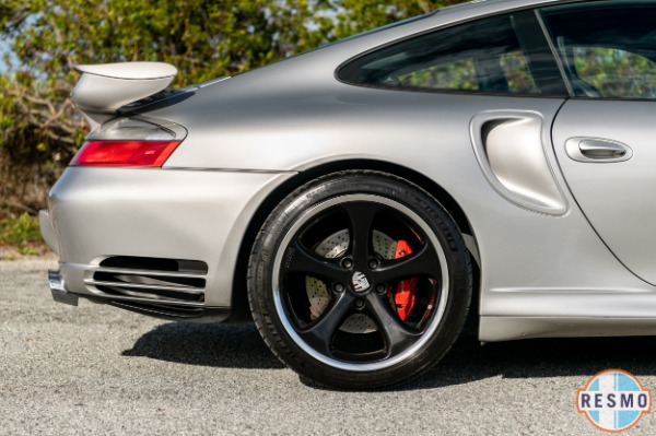 Used 2003 Porsche 996 Turbo X50 Used 2003 Porsche 996 Turbo X50 for sale Sold at Response Motors in Mountain View CA 4