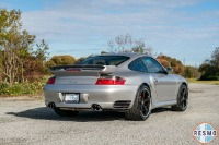 Used 2003 Porsche 996 Turbo X50 Used 2003 Porsche 996 Turbo X50 for sale Sold at Response Motors in Mountain View CA 6