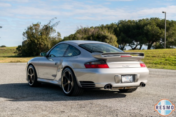 Used 2003 Porsche 996 Turbo X50 Used 2003 Porsche 996 Turbo X50 for sale Sold at Response Motors in Mountain View CA 8