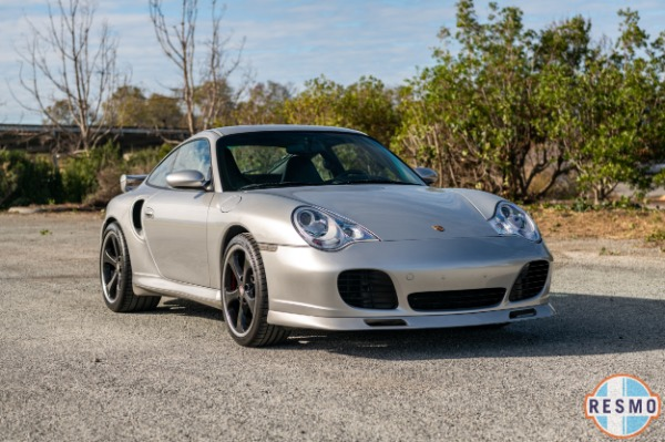 Used 2003 Porsche 996 Turbo X50 Used 2003 Porsche 996 Turbo X50 for sale Sold at Response Motors in Mountain View CA 1