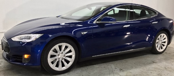 Used 2016 Tesla Model S 70 Used 2016 Tesla Model S 70 for sale Sold at Response Motors in Mountain View CA 10