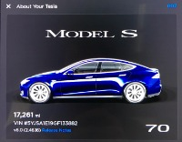 Used 2016 Tesla Model S 70 Used 2016 Tesla Model S 70 for sale Sold at Response Motors in Mountain View CA 19
