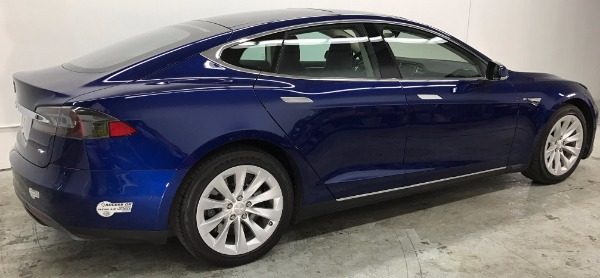 Used 2016 Tesla Model S 70 Used 2016 Tesla Model S 70 for sale Sold at Response Motors in Mountain View CA 6