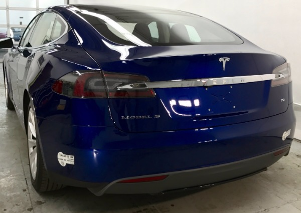 Used 2016 Tesla Model S 70 Used 2016 Tesla Model S 70 for sale Sold at Response Motors in Mountain View CA 7