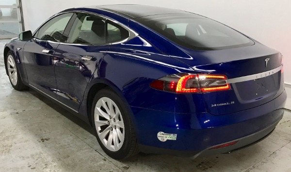 Used 2016 Tesla Model S 70 Used 2016 Tesla Model S 70 for sale Sold at Response Motors in Mountain View CA 8