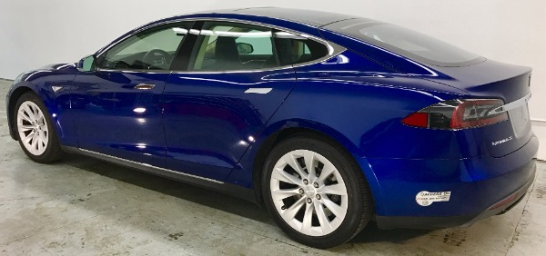 Used 2016 Tesla Model S 70 Used 2016 Tesla Model S 70 for sale Sold at Response Motors in Mountain View CA 9