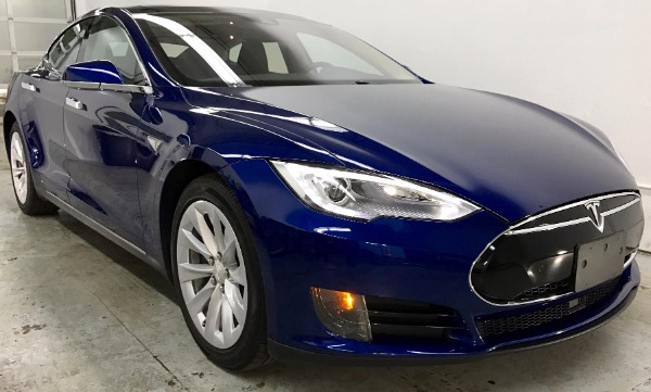 Used 2016 Tesla Model S 70 Used 2016 Tesla Model S 70 for sale Sold at Response Motors in Mountain View CA 1
