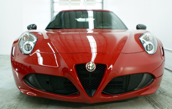 Used 2015 Alfa Romeo 4C Launch Edition Used 2015 Alfa Romeo 4C Launch Edition for sale Sold at Response Motors in Mountain View CA 7