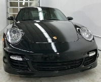 Used 2008 Porsche 911 Turbo Used 2008 Porsche 911 Turbo for sale Sold at Response Motors in Mountain View CA 12