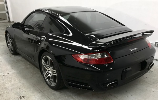 Used 2008 Porsche 911 Turbo Used 2008 Porsche 911 Turbo for sale Sold at Response Motors in Mountain View CA 6