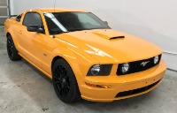 Used 2007 Ford Mustang GT Premium Used 2007 Ford Mustang GT Premium for sale Sold at Response Motors in Mountain View CA 2