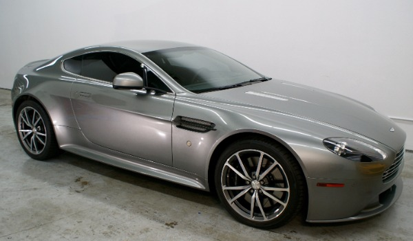 Used 2012 Aston Martin V8 Vantage S Used 2012 Aston Martin V8 Vantage S for sale Sold at Response Motors in Mountain View CA 2