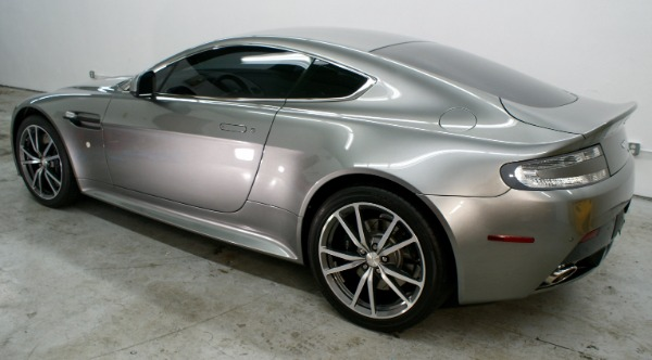 Used 2012 Aston Martin V8 Vantage S Used 2012 Aston Martin V8 Vantage S for sale Sold at Response Motors in Mountain View CA 6