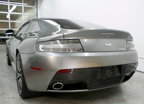 Used 2012 Aston Martin V8 Vantage S Used 2012 Aston Martin V8 Vantage S for sale Sold at Response Motors in Mountain View CA 7