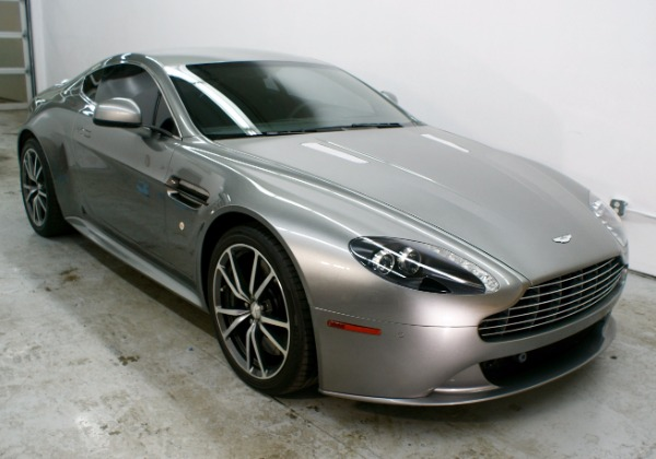 Used 2012 Aston Martin V8 Vantage S Used 2012 Aston Martin V8 Vantage S for sale Sold at Response Motors in Mountain View CA 1