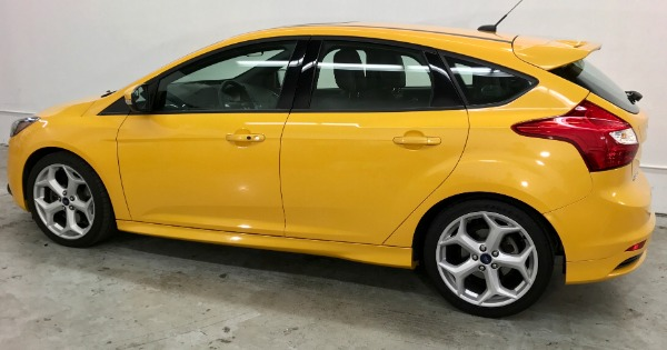 Used 2014 Ford Focus ST Used 2014 Ford Focus ST for sale Sold at Response Motors in Mountain View CA 10