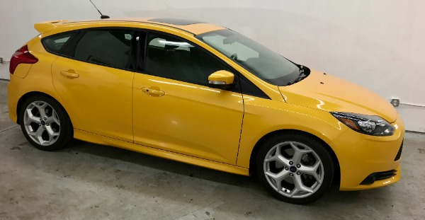 Used 2014 Ford Focus ST Used 2014 Ford Focus ST for sale Sold at Response Motors in Mountain View CA 6