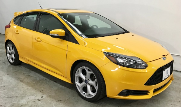 Used 2014 Ford Focus ST Used 2014 Ford Focus ST for sale Sold at Response Motors in Mountain View CA 1