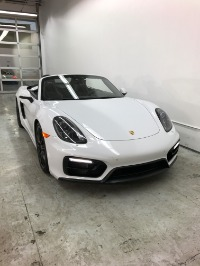 Used 2015 Porsche Boxster GTS Used 2015 Porsche Boxster GTS for sale Sold at Response Motors in Mountain View CA 12