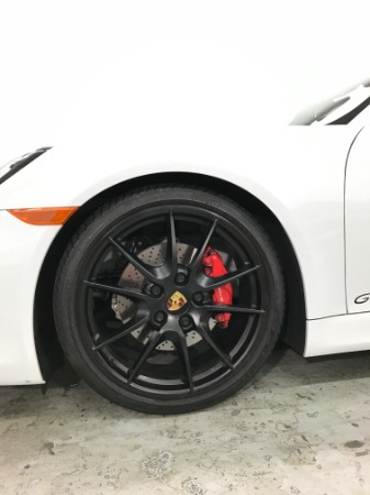 Used 2015 Porsche Boxster GTS Used 2015 Porsche Boxster GTS for sale Sold at Response Motors in Mountain View CA 15