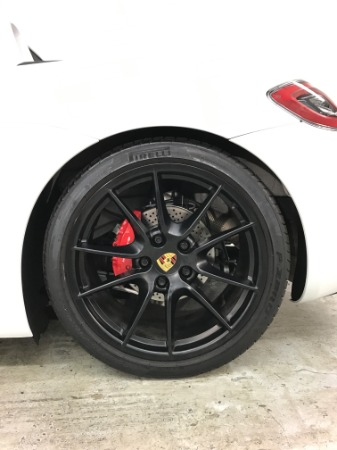 Used 2015 Porsche Boxster GTS Used 2015 Porsche Boxster GTS for sale Sold at Response Motors in Mountain View CA 16