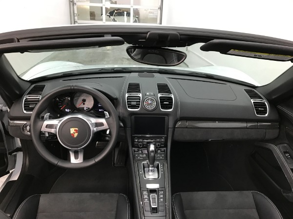 Used 2015 Porsche Boxster GTS Used 2015 Porsche Boxster GTS for sale Sold at Response Motors in Mountain View CA 21