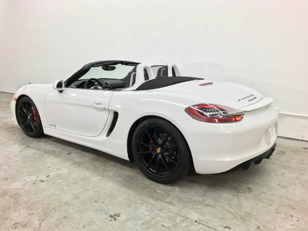 Used 2015 Porsche Boxster GTS Used 2015 Porsche Boxster GTS for sale Sold at Response Motors in Mountain View CA 7